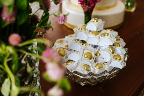 Free stock photo of bridal, bride, candies