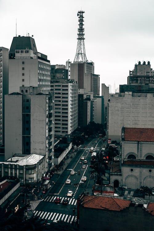 Gratis lagerfoto af bygninger, bylandskab