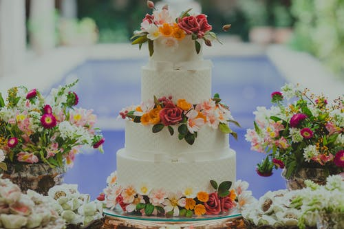 Free stock photo of bouquet, bride, bright
