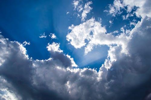 Kostenloses Stock Foto zu atmosphäre, draußen, hell, himmel