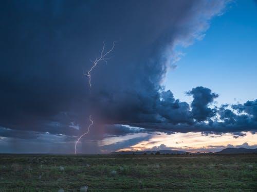 Free stock photo of bad weather, beautiful sky, blue