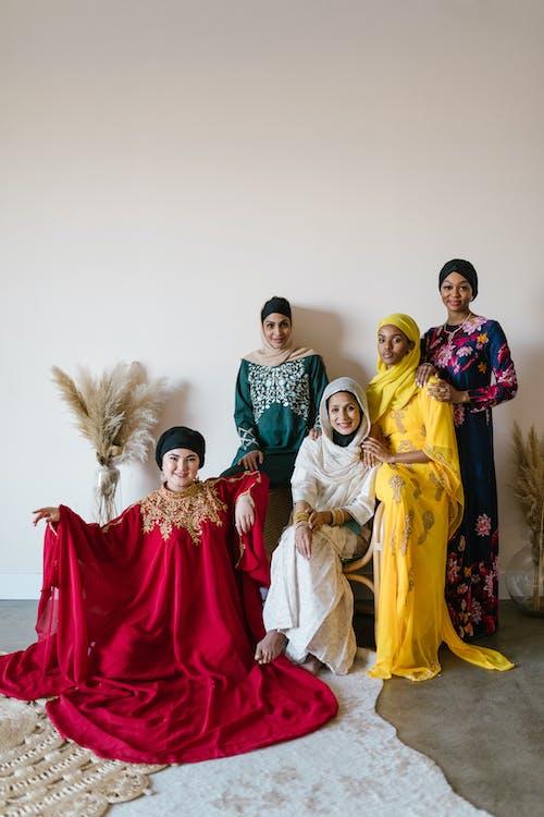 Immagine gratuita di abito, abu dhabi, adulto