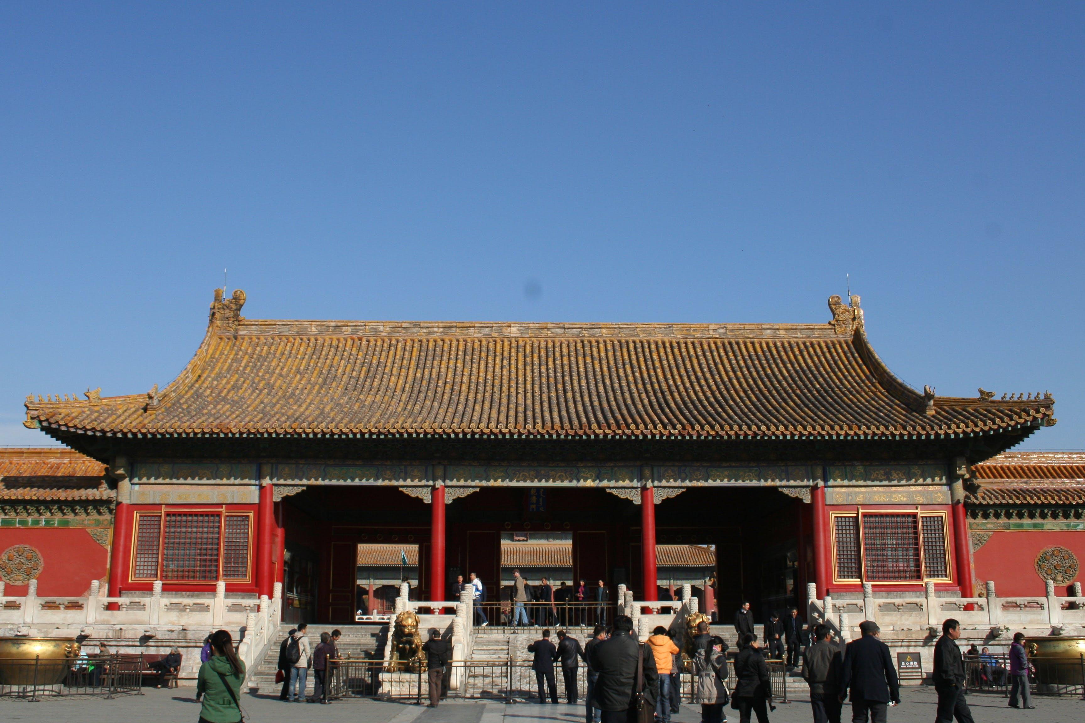 Free stock photo of architecture, asia, beautiful, Beijing