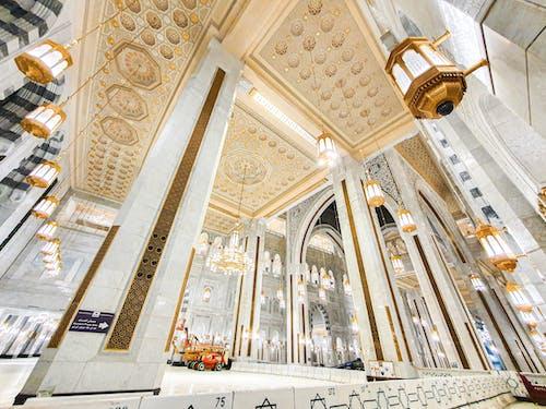 Free stock photo of light, mecca, saudi arabia