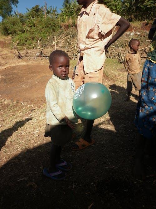 Free stock photo of africa, balloon, child