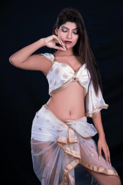 Free stock photo of beautiful, cute, dancer