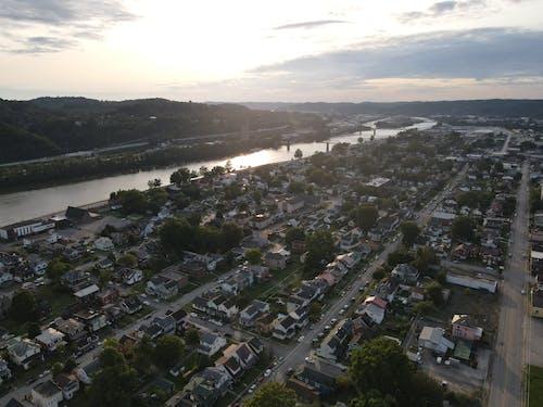 Free stock photo of Charleston, charleston wv, drone