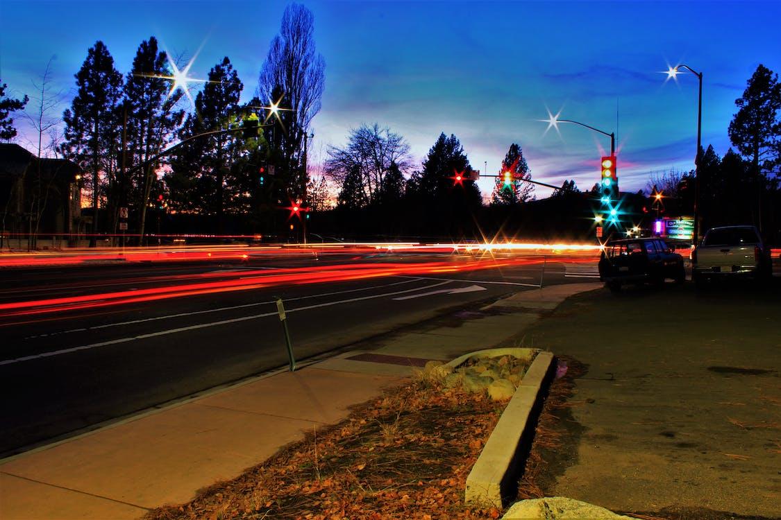 autá, časozberný, cesta
