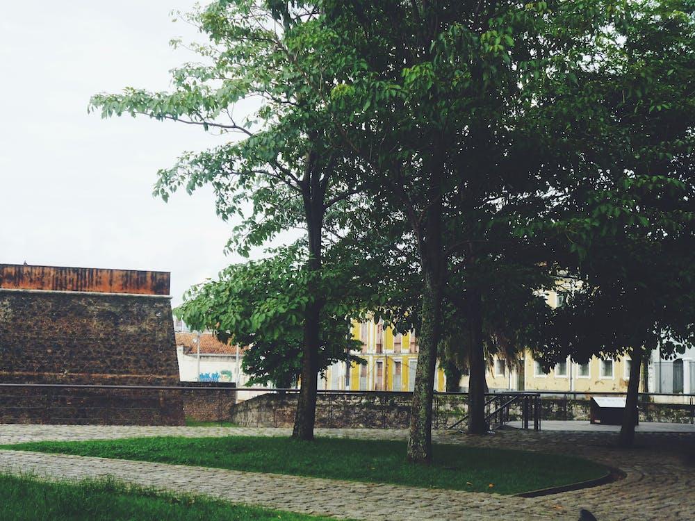 Belém, brasil, castelo forte