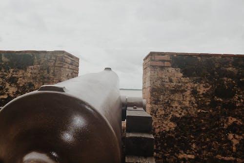 Free stock photo of canhão, castelo forte, landscape