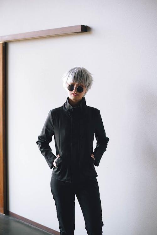 Free stock photo of adult, anime cosplay, beatnik
