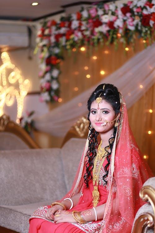 คลังภาพถ่ายฟรี ของ การแต่งงาน, คน, ความงาม, ความสวยงาม