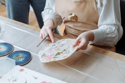 Art Paintings on Plates