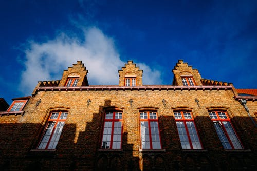 Безкоштовне стокове фото на тему «Windows, історичний, архітектура, Будівля»