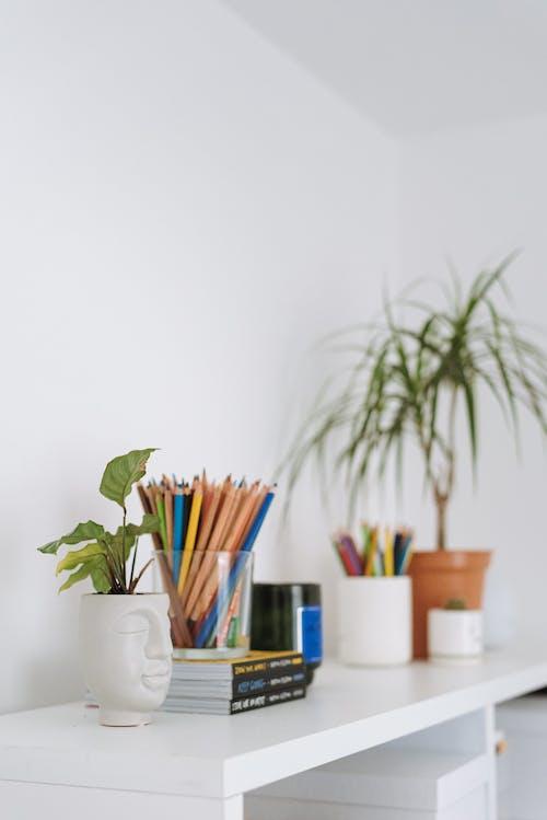 Foto stok gratis alat, alat tulis, bagian dalam