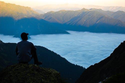 Foto profissional grátis de alto, alvorecer, amanhecer, ao ar livre
