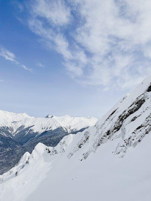 Imagine de stoc gratuită din alpinism montan, altitudine, ascensiuni montane