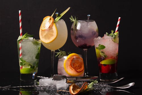 Photos gratuites de alcool, bar, barre