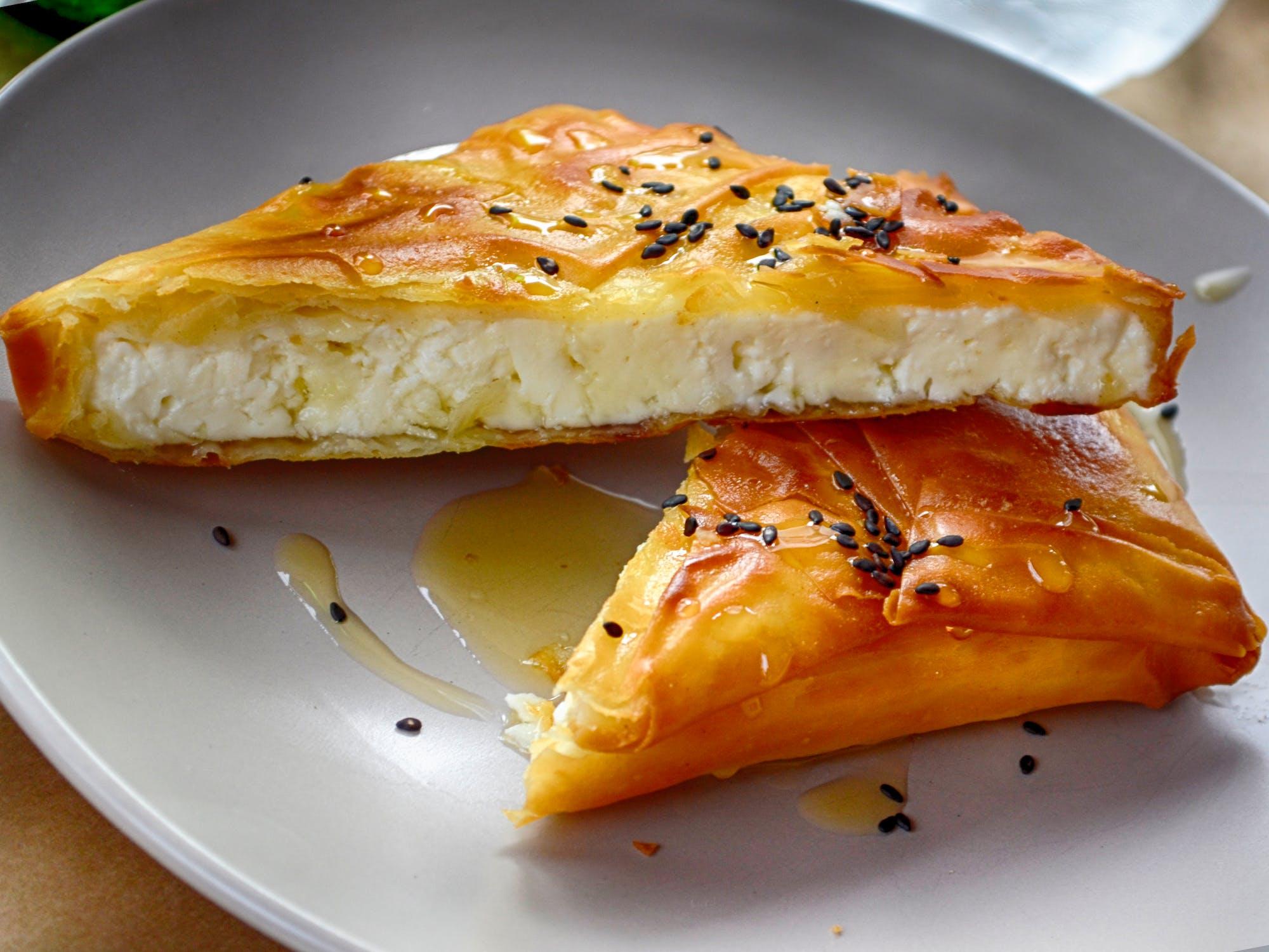 Manuka honey on food