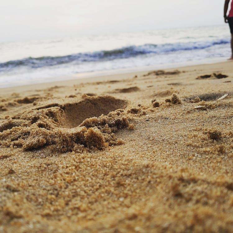 пляж, Шрі-Ланка