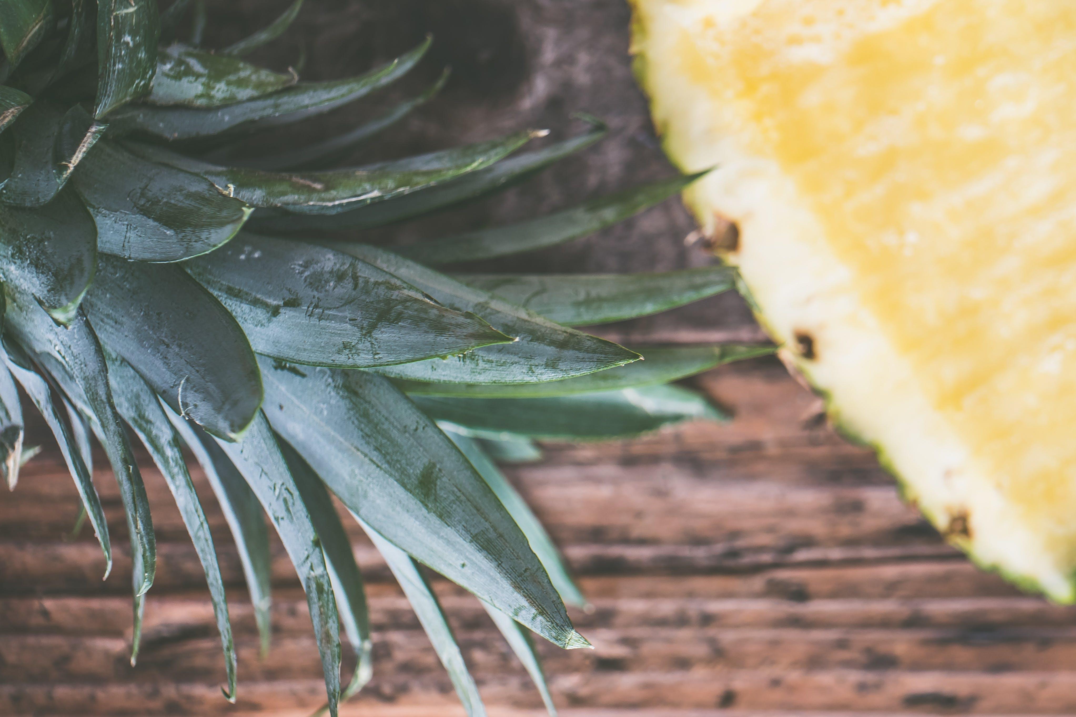 Kostenloses Stock Foto zu ananas, ernährung, essen, exotisch