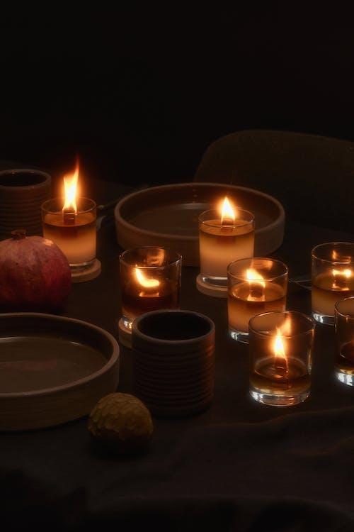 Imagine de stoc gratuită din aranjarea mesei, arde, aromoterapie