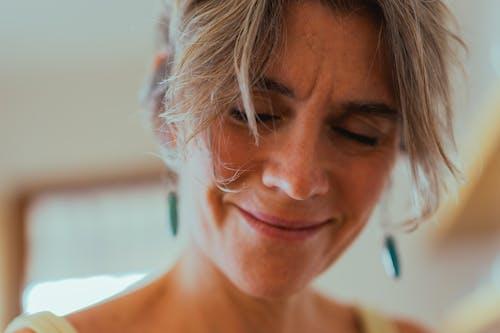 大頭貼, 女性, 幸福 的 免費圖庫相片