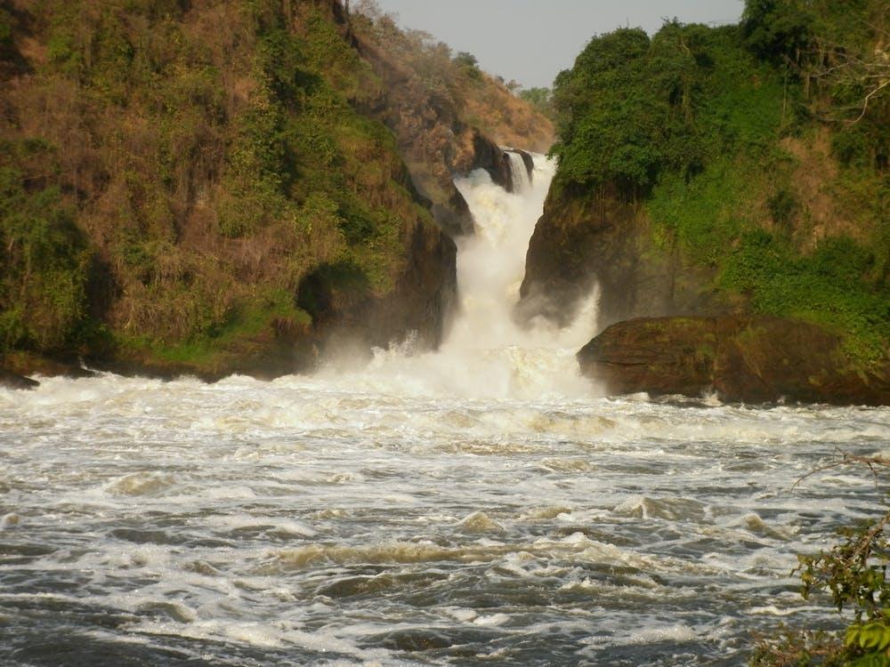 Free stock photo of africa, waterfall