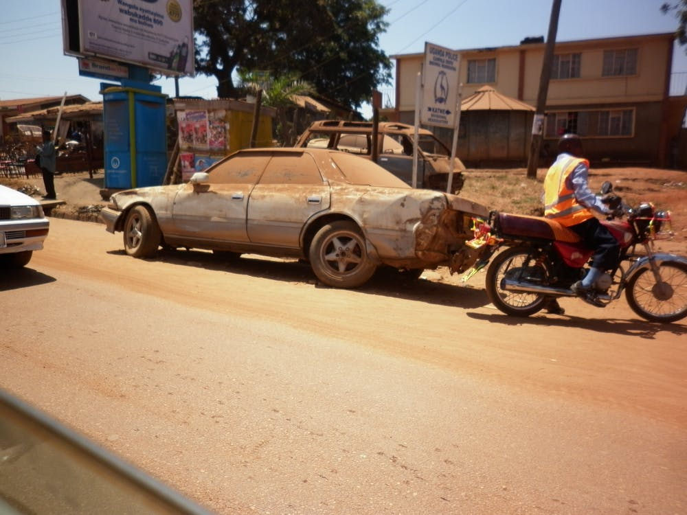 Free stock photo of africa, car, dirt