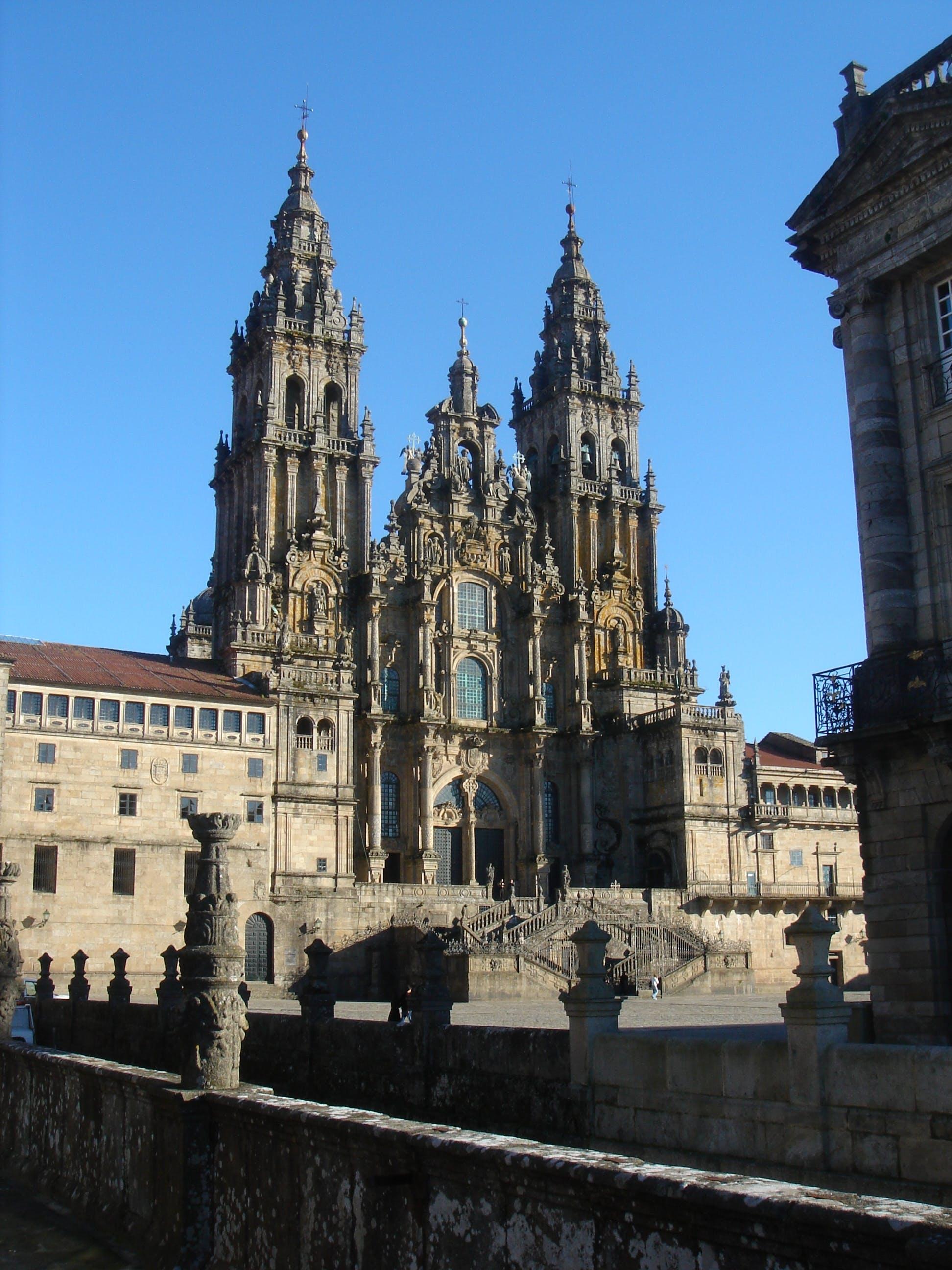 Free stock photo of Catedral de Santiago