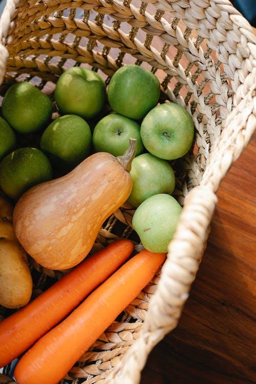 Foto d'estoc gratuïta de agricultura, agronomia, angle alt