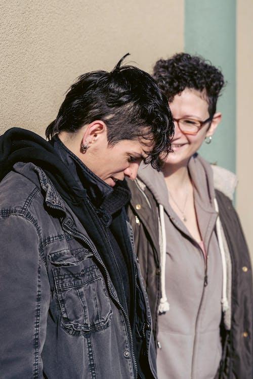 LGBT, LGBTQ, 가을의 무료 스톡 사진