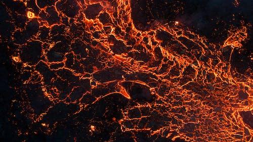 Foto d'estoc gratuïta de abstracte, brillant, calor