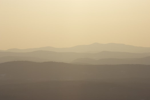Free stock photo of mountains, silhouette