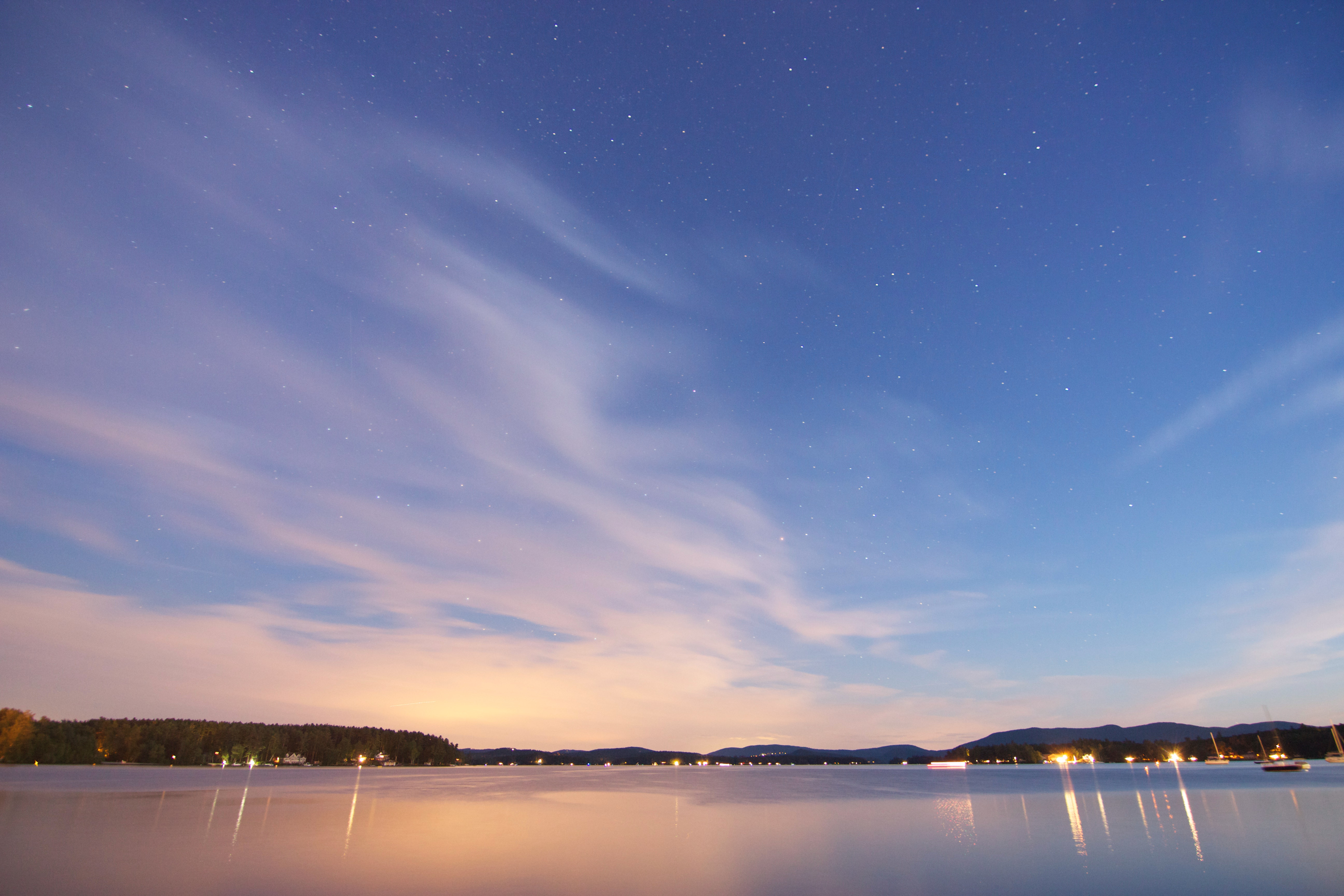 how to get a beautiful photo of the night sky