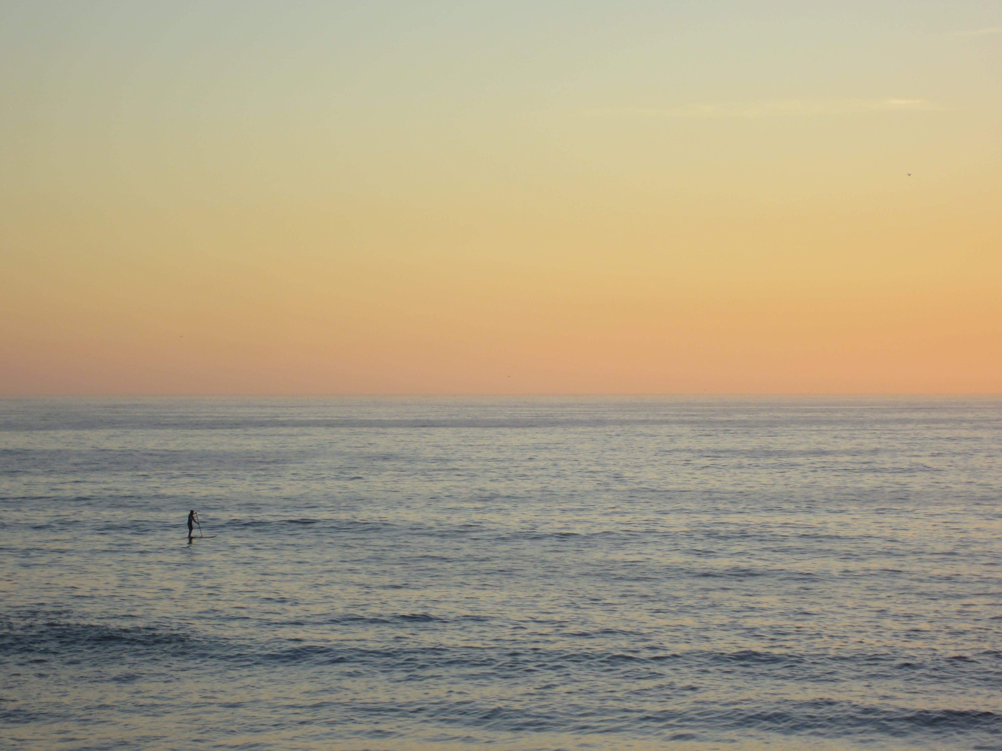 ocean, sea, sky