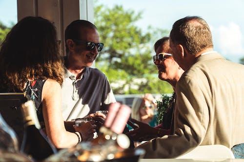 Free stock photo of conversation, dinner, gatherings