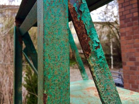 Free stock photo of metal, rust