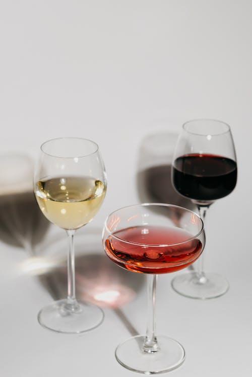 アルコール飲料, お酒, シャンパンの無料の写真素材