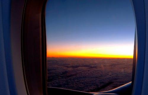 Δωρεάν στοκ φωτογραφιών με αεροπλάνο, αεροπλοΐα, αεροσκάφος, αυγή