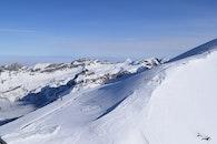 cold, glacier, iceland