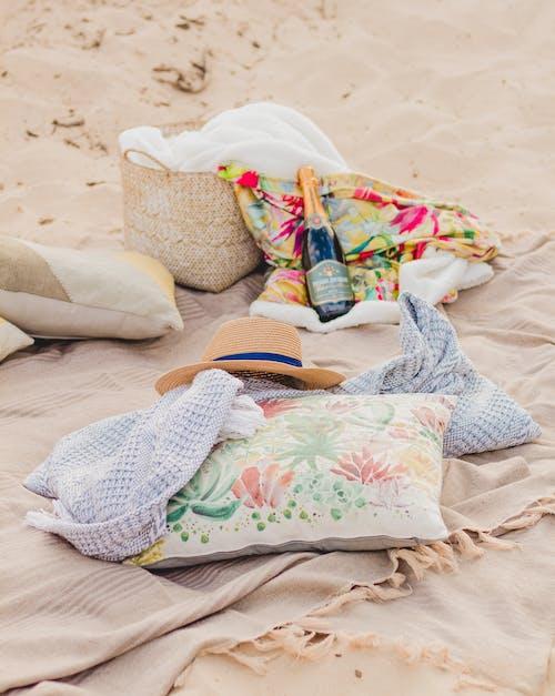 Free stock photo of beach, bed, bedroom