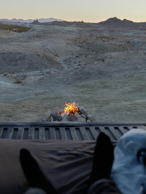 Imagine de stoc gratuită din aventură, camping, deșert