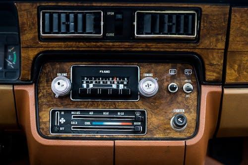 Gratis arkivbilde med beige, bil, brun