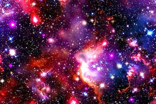 Darmowe zdjęcie z galerii z glaxary, gwiazdy, kosmos