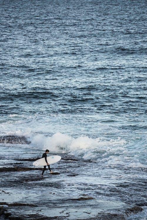 Δωρεάν στοκ φωτογραφιών με Surf, άθλημα, ακτή