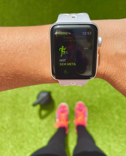 Free stock photo of apple watch, at home, fitness