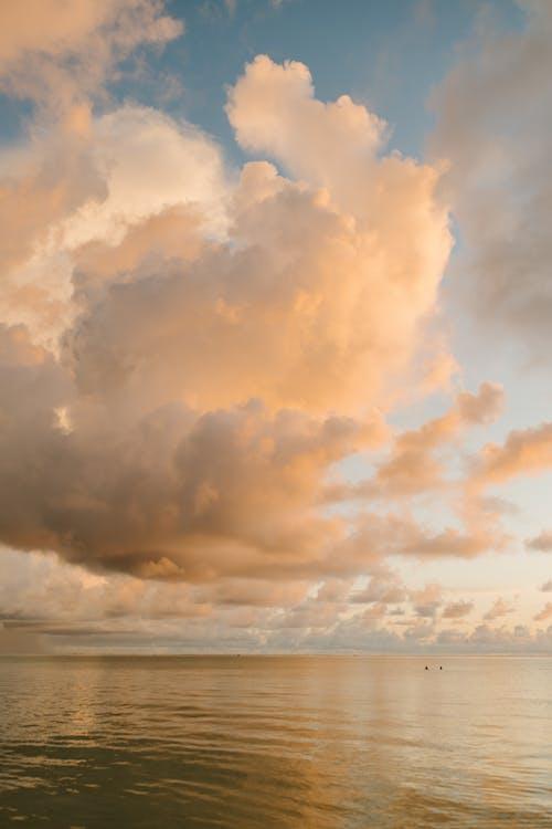 경치가 좋은, 고요한, 구름의 무료 스톡 사진