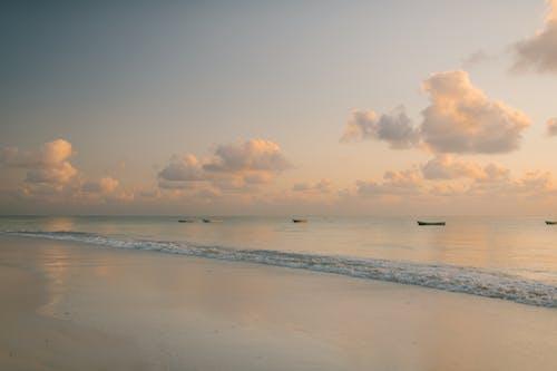 Immagine gratuita di acqua di mare, ambiente, bagnasciuga