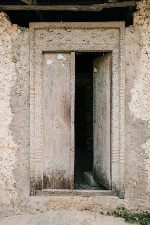 Immagine gratuita di abbandonato, aperto, aprire